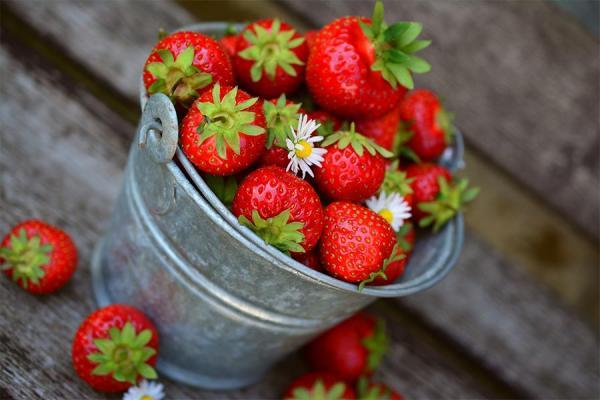 Saftige Erdbeeren, Foto: pixabay