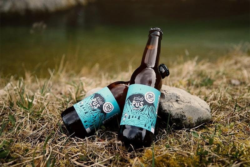 Verkosten Sie das wundervolle Bier von Tom & Harry Brewing. Foto: nixxipixx