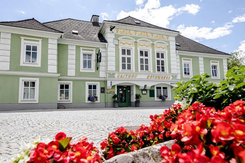 Buchen Sie Ihren Urlaub oder Auszeit im Gasthof Rothwangl - der Gasthof mitten im Ort Krieglach. Foto: nixxipixx