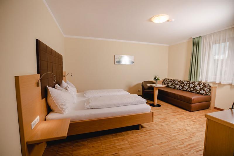 Wundervoll ausgestattete Zimmer - vom Einzelzimmer bis hin zum Familienzimmer. Foto: nixxipixx