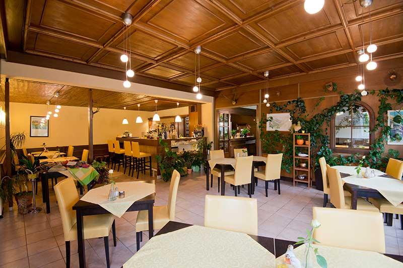 Das Gasthaus bietet Platz für viele Gäste. Foto: Sandra Püreschitz