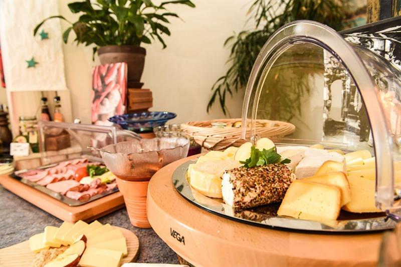 Frühstück, Foto: Schartner