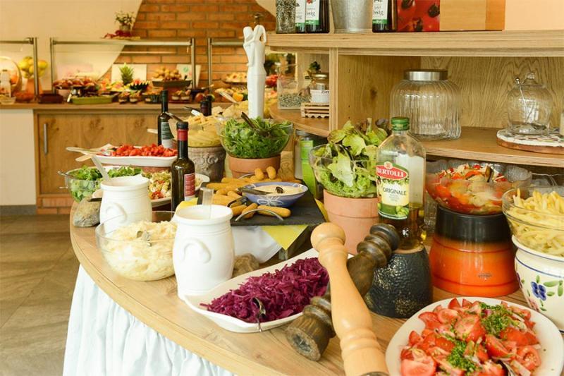 Kulinarik im Hotel, Foto: Schartner