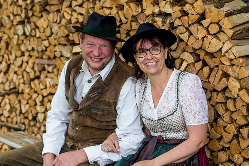 Die Orthofers, Foto: Bergmann