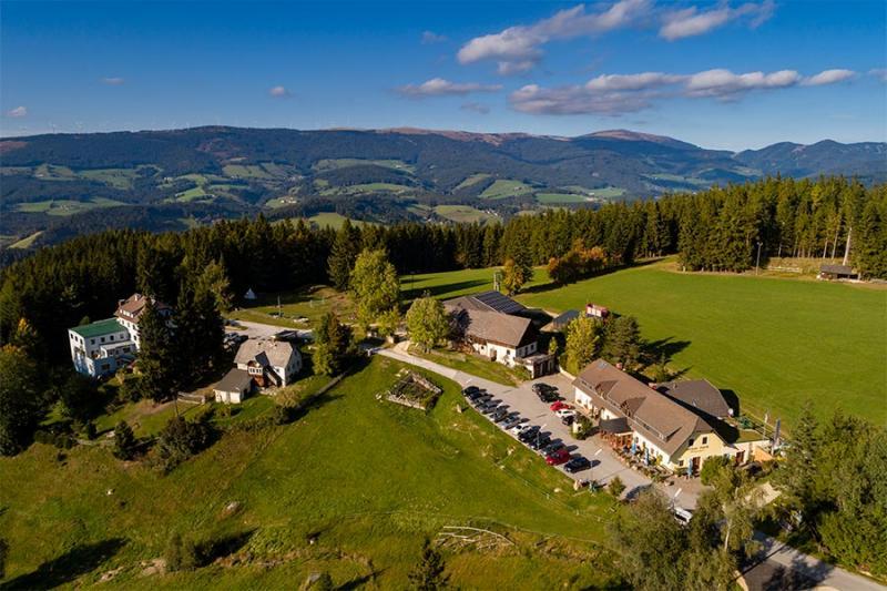Panorama, Foto: Bergmann